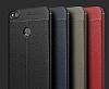 Dafoni Liquid Shield Premium Huawei P9 Lite 2017 Siyah Silikon Kılıf - Resim 3