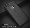 Dafoni Liquid Shield Premium Huawei P9 Lite Mini Lacivert Silikon Kılıf - Resim 3