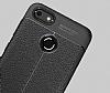 Dafoni Liquid Shield Premium Huawei P9 Lite Mini Lacivert Silikon Kılıf - Resim 2