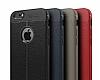 Dafoni Liquid Shield Premium iPhone 6 / 6S Siyah Silikon Kılıf - Resim 9