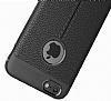 Dafoni Liquid Shield Premium iPhone 6 / 6S Siyah Silikon Kılıf - Resim 8