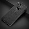Dafoni Liquid Shield Premium iPhone 7 Plus Siyah Silikon Kılıf - Resim 6