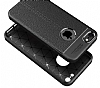 Dafoni Liquid Shield Premium iPhone SE / 5 / 5S Gri Silikon Kılıf - Resim 2