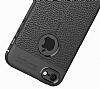 Dafoni Liquid Shield Premium iPhone SE / 5 / 5S Gri Silikon Kılıf - Resim 3