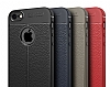 Dafoni Liquid Shield Premium iPhone SE / 5 / 5S Gri Silikon Kılıf - Resim 9