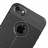 Dafoni Liquid Shield Premium iPhone SE / 5 / 5S Gri Silikon Kılıf - Resim 4