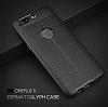 Dafoni Liquid Shield Premium OnePlus 5 Kırmızı Silikon Kılıf - Resim 9
