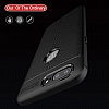 Dafoni Liquid Shield Premium OnePlus 5 Kırmızı Silikon Kılıf - Resim 1