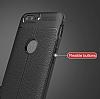 Dafoni Liquid Shield Premium OnePlus 5 Siyah Silikon Kılıf - Resim 7