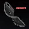 Dafoni Liquid Shield Premium OnePlus 5 Siyah Silikon Kılıf - Resim 3