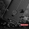 Dafoni Liquid Shield Premium OnePlus 5 Siyah Silikon Kılıf - Resim 2