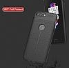 Dafoni Liquid Shield Premium OnePlus 5 Siyah Silikon Kılıf - Resim 4