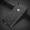 Dafoni Liquid Shield Premium OnePlus 5 Siyah Silikon Kılıf - Resim 11