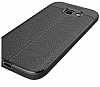 Dafoni Liquid Shield Premium Samsung Galaxy A5 2017 Lacivert Silikon Kılıf - Resim 3