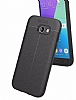 Dafoni Liquid Shield Premium Samsung Galaxy A5 2017 Lacivert Silikon Kılıf - Resim 7