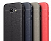 Dafoni Liquid Shield Premium Samsung Galaxy A5 2017 Lacivert Silikon Kılıf - Resim 11
