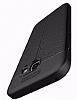 Dafoni Liquid Shield Premium Samsung Galaxy A7 2017 Siyah Silikon Kılıf - Resim 5