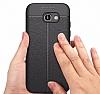 Dafoni Liquid Shield Premium Samsung Galaxy A7 2017 Siyah Silikon Kılıf - Resim 10
