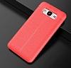 Dafoni Liquid Shield Premium Samsung Galaxy Grand Prime / Prime Plus Kırmızı Silikon Kılıf - Resim 1