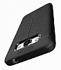 Dafoni Liquid Shield Premium Samsung Galaxy Grand Prime / Prime Plus Siyah Silikon Kılıf - Resim 3