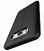 Dafoni Liquid Shield Premium Samsung Galaxy J5 2016 Siyah Silikon Kılıf - Resim 2