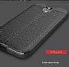 Dafoni Liquid Shield Premium Samsung Galaxy J5 Pro 2017 Gri Silikon Kılıf - Resim 3