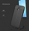 Dafoni Liquid Shield Premium Samsung Galaxy J5 Pro 2017 Siyah Silikon Kılıf - Resim 5