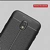Dafoni Liquid Shield Premium Samsung Galaxy J5 Pro 2017 Siyah Silikon Kılıf - Resim 2