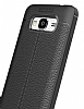 Dafoni Liquid Shield Premium Samsung Galaxy J5 Siyah Silikon Kılıf - Resim 5