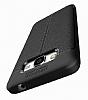 Dafoni Liquid Shield Premium Samsung Galaxy J5 Siyah Silikon Kılıf - Resim 3