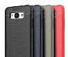Dafoni Liquid Shield Premium Samsung Galaxy J5 Lacivert Silikon Kılıf - Resim 9