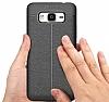 Dafoni Liquid Shield Premium Samsung Galaxy J5 Siyah Silikon Kılıf - Resim 8