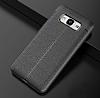 Dafoni Liquid Shield Premium Samsung Galaxy J5 Siyah Silikon Kılıf - Resim 1