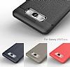 Dafoni Liquid Shield Premium Samsung Galaxy J7 2016 Kırmızı Silikon Kılıf - Resim 10