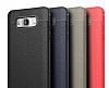 Dafoni Liquid Shield Premium Samsung Galaxy J7 2016 Kırmızı Silikon Kılıf - Resim 9