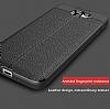 Dafoni Liquid Shield Premium Samsung Galaxy J7 Prime Kırmızı Silikon Kılıf - Resim 6