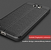 Dafoni Liquid Shield Premium Samsung Galaxy J7 Prime Gri Silikon Kılıf - Resim 6