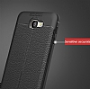 Dafoni Liquid Shield Premium Samsung Galaxy J7 Prime Siyah Silikon Kılıf - Resim 10