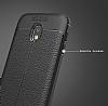 Dafoni Liquid Shield Premium Samsung Galaxy J7 Pro 2017 Siyah Silikon Kılıf - Resim 3
