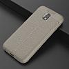 Dafoni Liquid Shield Premium Samsung Galaxy J7 Pro 2017 Gri Silikon Kılıf - Resim 12