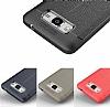 Dafoni Liquid Shield Premium Samsung Galaxy J7 Kırmızı Silikon Kılıf - Resim 10