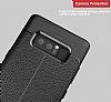 Dafoni Liquid Shield Premium Samsung Galaxy Note 8 Kırmızı Silikon Kılıf - Resim 5
