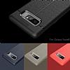 Dafoni Liquid Shield Premium Samsung Galaxy Note 8 Kırmızı Silikon Kılıf - Resim 11