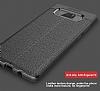 Dafoni Liquid Shield Premium Samsung Galaxy Note 8 Kırmızı Silikon Kılıf - Resim 1
