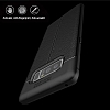 Dafoni Liquid Shield Premium Samsung Galaxy Note 8 Kırmızı Silikon Kılıf - Resim 10
