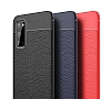 Dafoni Liquid Shield Premium Samsung Galaxy S20 Siyah Silikon Kılıf - Resim 8