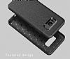 Dafoni Liquid Shield Premium Samsung Galaxy S8 Lacivert Silikon Kılıf - Resim 1