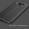 Dafoni Liquid Shield Premium Samsung Galaxy S8 Lacivert Silikon Kılıf - Resim 6