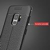 Dafoni Liquid Shield Premium Samsung Galaxy S9 Siyah Silikon Kılıf - Resim 3