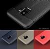 Dafoni Liquid Shield Premium Samsung Galaxy S9 Siyah Silikon Kılıf - Resim 1